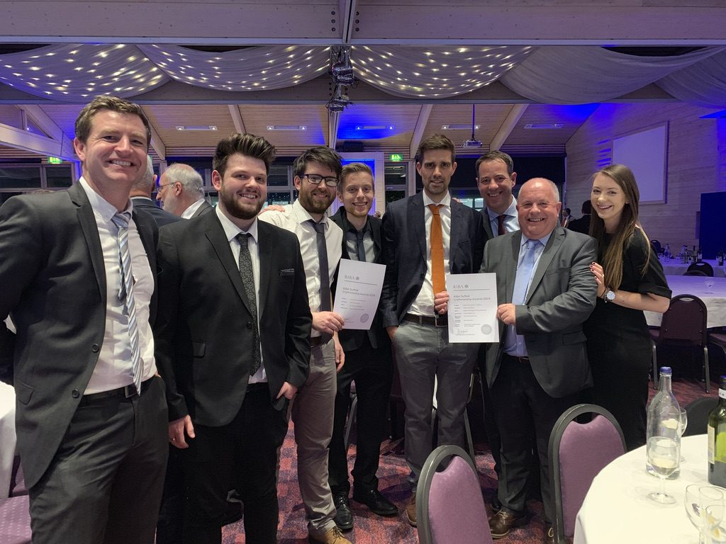 Double Success at Suffolk Joint Consultative Committee (SJCC) Awards 2019