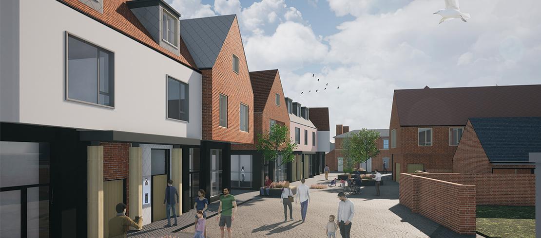 Partridges Redevelopment Gains Planning Permission