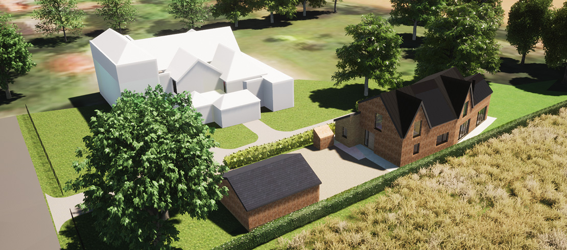 Dwelling in Sproughton gains Planning Permission