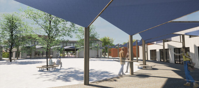 Samuel Ward Academy - New Sixth Form, Classrooms and Theatre Re-Furb